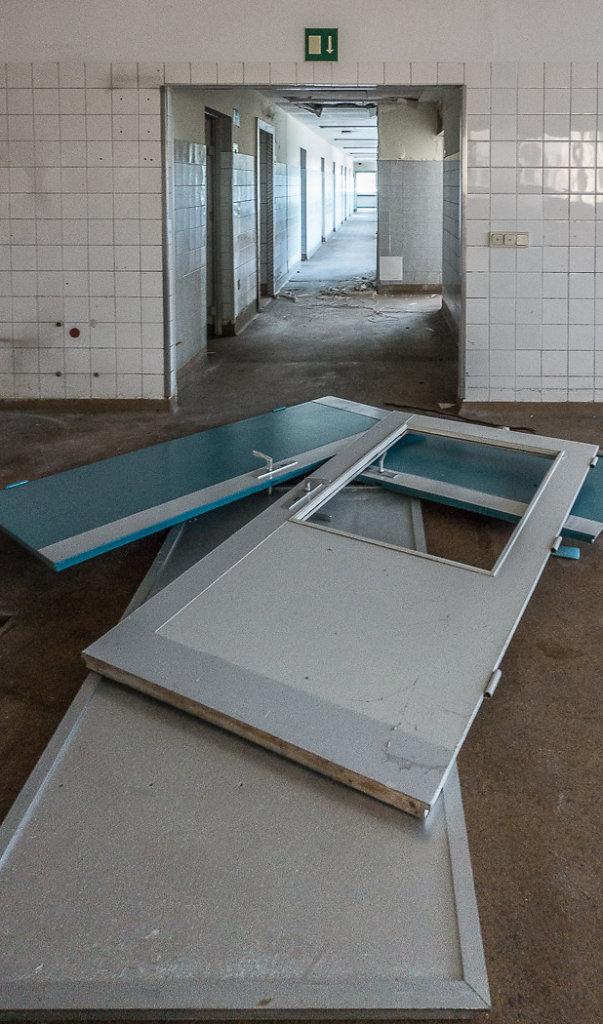 Fallen Doors
